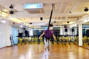 [영상뉴스] 옥천 CMGYM, 스피닝 열풍... 신나는 음악에 맞추어 자전거 타고 GO~