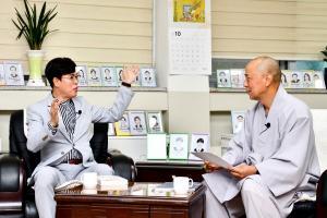 [불교공뉴스 TV 힐링대담]  희망얼굴 지선호 청주중학교 교장